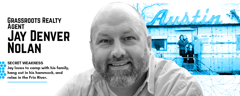Jay Denver Nolan, Grassroots Realty Agent
